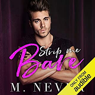 Strip Me Bare audiobook cover art