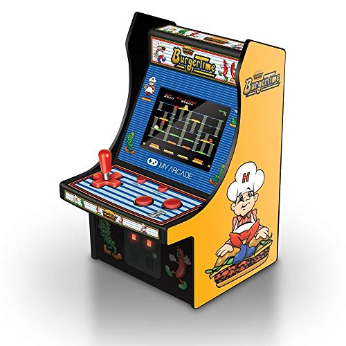 My Arcade Burger Time Micro Arcade Machine