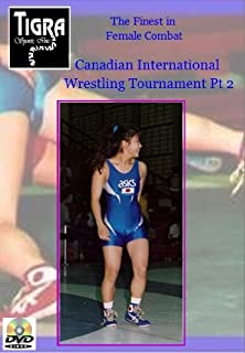 Canadian International Wrestling Tournament Part 2
