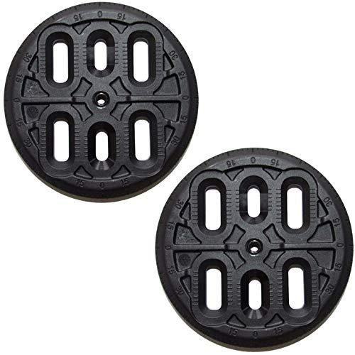 SP 3D Discs Adapterplatten für Bindung Raven FT270, FT400, FT500