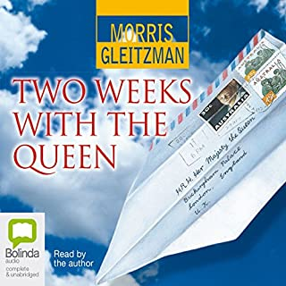 Two Weeks with the Queen audiobook cover art