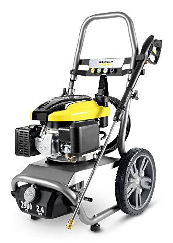 Karcher G2700R Gas Pressure Washer, 2700 PSI,...