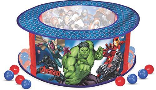 Piscina de Bolinha Avengers, Lider Brinquedos, Multicor