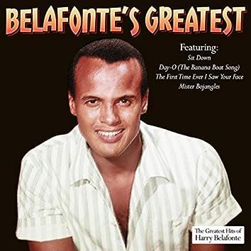 Harry Belafonte - Belafonte's Greatest
