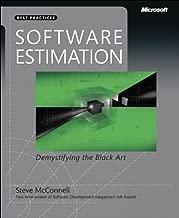 Software Estimation: Demystifying the Black Art (Developer Best Practices) (English Edition)