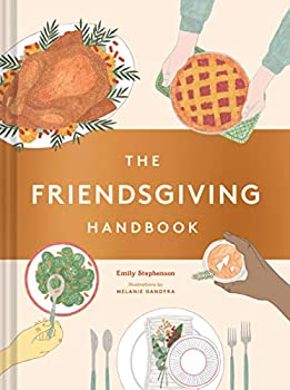The Friendsgiving Handbook   Thanksgiving Recipe Cookbook Friendsgiving Gift