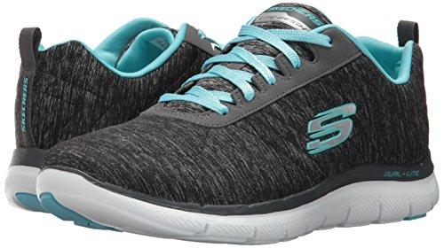 51PjXJW3WjL - Skechers Women's Flex Appeal 2.0 Multisport Outdoor Shoes