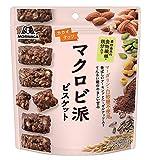森永製菓 マクロビ派ビスケット&ltカカオナッツ&gt 100g ×5袋