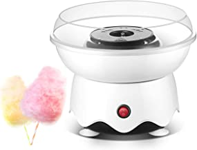Cotton Candy Machine, Homemade Cotton Candy Maker for Birthday Family Party Christmas..