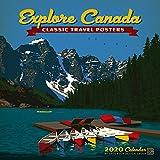 Explore Canada 2020 Wall Calendar