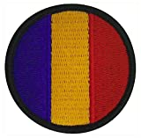VANGUARD Army Patch: Training and Doctrine Command: TRADOC - Color
