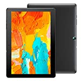 Voger PriorPad X100 Tablet 10 inch, IPS HD Display, Android 10.0, 2 GB RAM with 32GB Storage, Dual-WiFi Support, Bluetooth, Quad Core (Black)