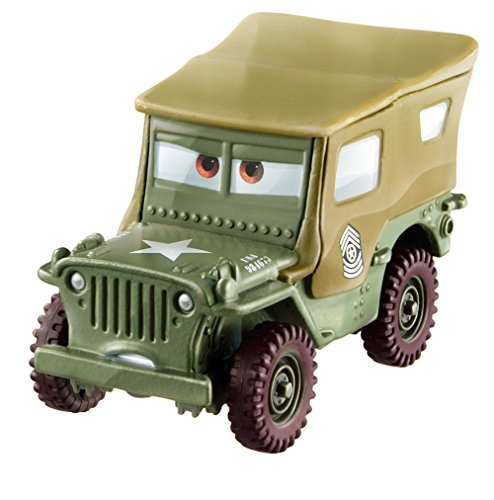 Disney Pixar Cars Diecast Sarge Vehicle
