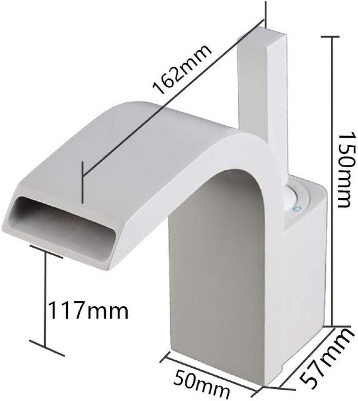 ZHFJGKR&ZL Basin Faucet Brass Bathroom Basin Faucet Faucet Sink Faucet.A
