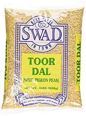 Swad Toor Dal 2 Lbs by Swad