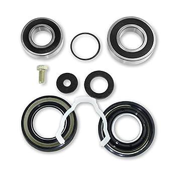 OCTOPUS 12002022 MAH5500BWW Replacement Washer Rear Drum Bearing & Seal Repair Kit