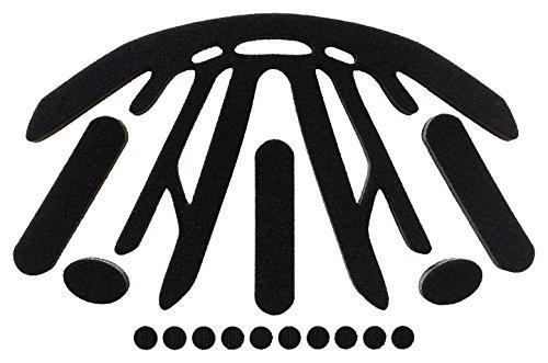 Almohadillas Cojines de Espuma de Repuesto para Casco de Ciclismo Bicicleta, Compatible con Specialized Decibel, Talla universal