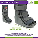 Mars Wellness Premium Tall Air Cam Walker Fracture Ankle/Foot Stabilizer Boot - Large #1