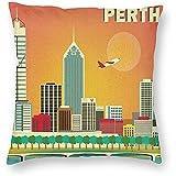 DayToy Style Travel Australien Perth Poster 1 Pack