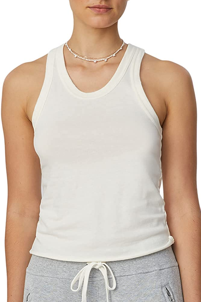 Bandier x Sincerely Jules The Willow Scoop Neck Tank