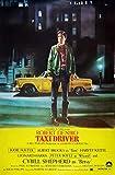 Theissen Taxi Driver Poster Borderless Vibrant Premium