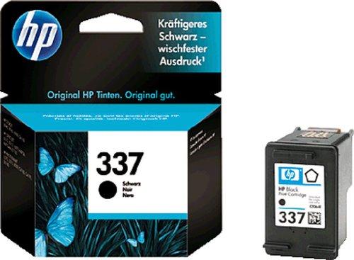 HP Cartucho de tinta/C9364EE Negro 337Inh.11ml