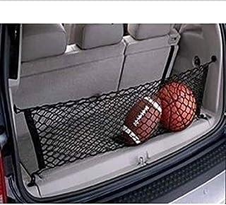 Speedwav 1PC Nylon Car Trunk Rear Cargo Organizer Black Storage Elastic Mesh Net Holder Nylons25