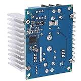 Módulo de fuente de alimentación, regulador de voltaje de alta eficiencia 300W 20A, módulo de voltaje ajustable, para paneles solares, generadores eólicos