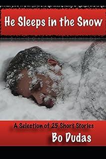 He Sleeps in the Snow