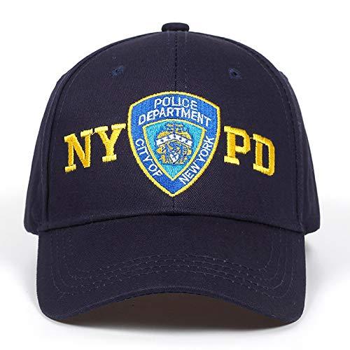 JJZD Departamento de Policía de Nueva NYPD 2020 Logo...