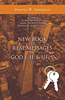New Book Real Messages of God I, II & III