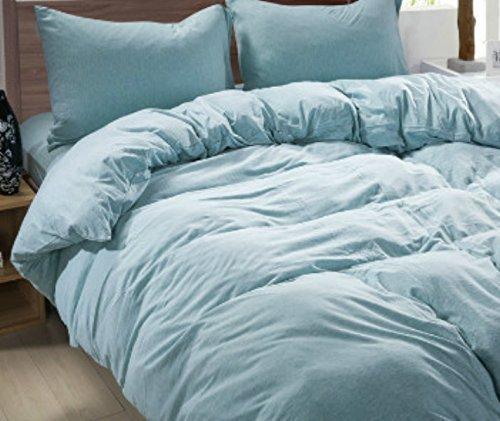 Amazon Com French Blue Duvet Cover French Blue Linen Duvet Cover Blue Bedding Custom Bedding Linen Bedding Queen Duvet Cover King Duvet Cover Twin Duvet Cover Free Shipping Handmade