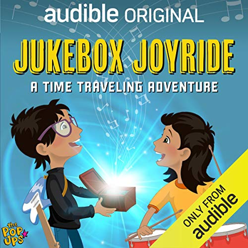 Page de couverture de Jukebox Joyride
