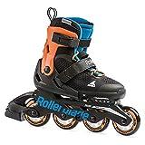 Rollerblade Kinder Arrow Sc Walking-Schuh, Blu Royal/Lime