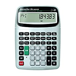 Calculated Industries 43430 Financial Calculator
