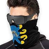 Bandana de microfibra con forma de pulpo de la bandera de Canaria, bandana sin costuras, resistente al viento, máscara facial y protector de cuello, unisex
