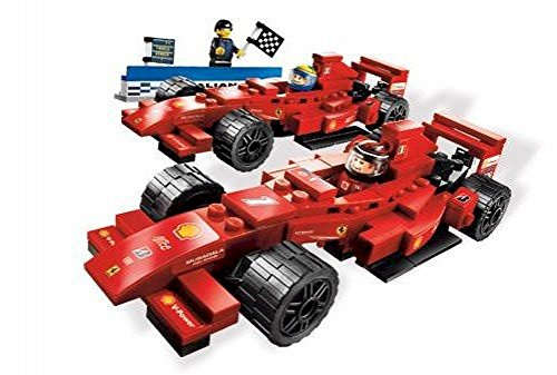 LEGO Racers Ferrari Victoria