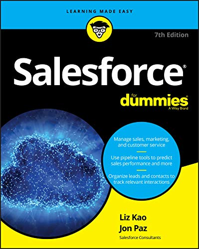 Salesforce For Dummies (For Dummies (Business & Personal Finance)) (English Edition)