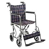 KosmoCare Tranz Lightweight Transporter Wheelchair