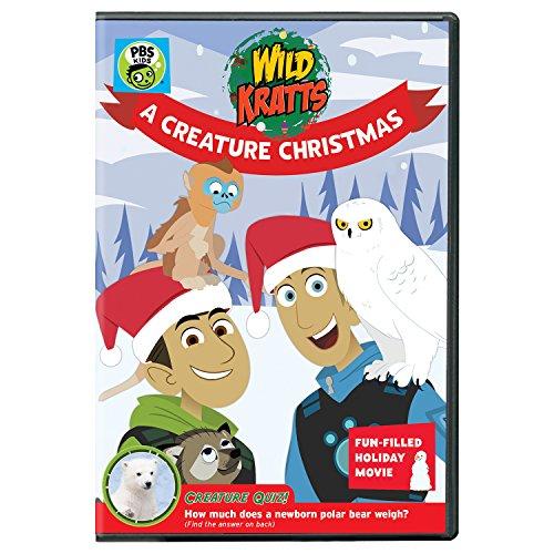 Wild Kratts: A Creature Christmas