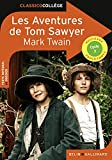 Les Aventures de Tom Sawyer - Belin - Gallimard - 22/08/2018