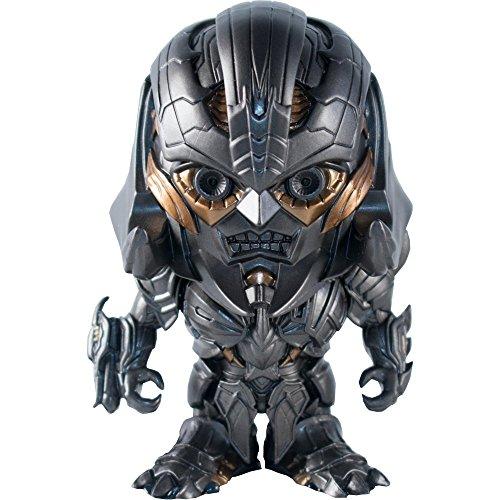Transformers The Last Knight Super Deformed Vinyl Figur Megatron 10 cm