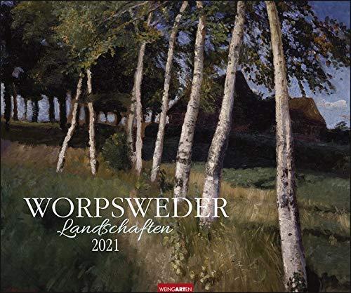 Worpsweder Landschaften Kalender 2021