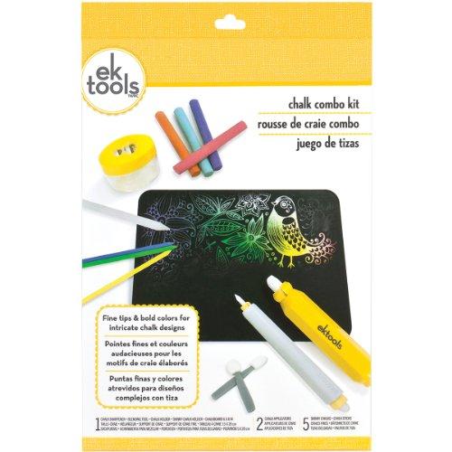 EK Tools 55-32007 Rousse, Craie/Plastique, Multicolore, 17,2 x 26,01 x 3,51 cm