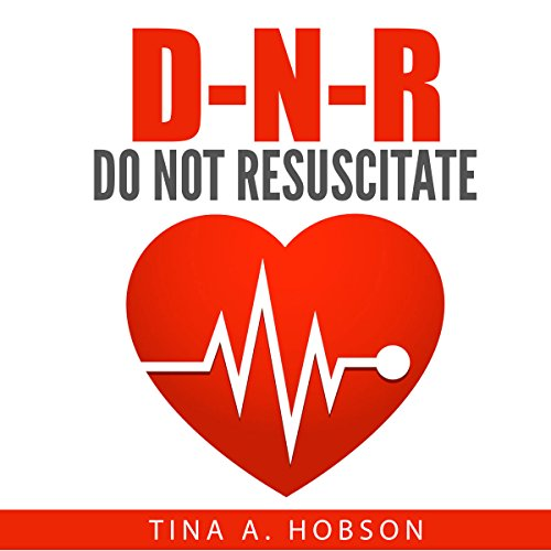 Do Not Resuscitate audiobook cover art