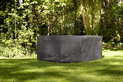 Beschermhoes tuinset tuinsethoes 220x220x95 cm (octagonal)