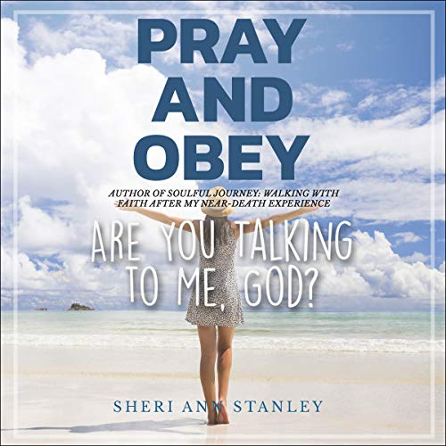 Pray and Obey audiobook cover art