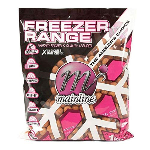 Mainline Dedicated Freezer Boilies (Cell, 15mm)