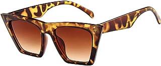 Battnot☀ – Sunglasses for Women, Oversized Oversized Cat Eyes Frame Unisex Vintage Fashion Anti-UV Lens Protective Glasses Women Cheap Retro Shades Sunglasses Fashion Women Outdoor Cat Eye Wear