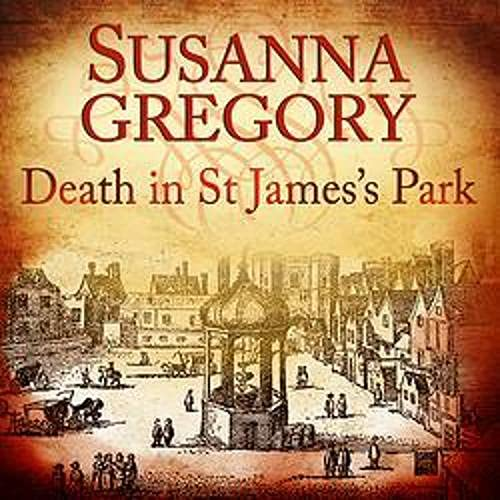 Death in St James's Park cover art